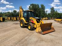 Equipment photo CATERPILLAR 450 F CHARGEUSES-PELLETEUSES 1