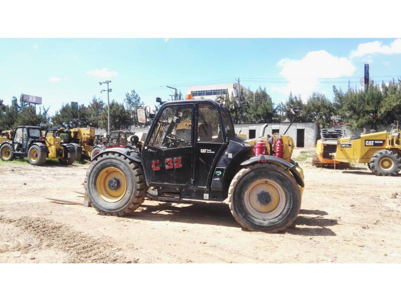 CATERPILLAR TELEHANDLER TH406C equipment  photo 8