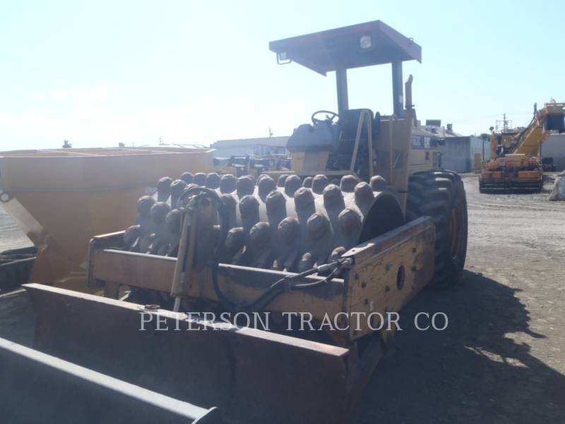 CATERPILLAR ASPHALT PAVERS CP-563C equipment  photo 1
