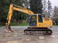 Equipment photo JOHN DEERE 120C EXCAVATOARE PE ŞENILE 1
