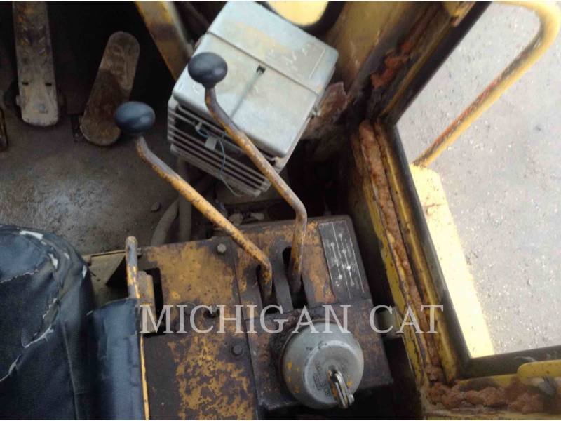 CATERPILLAR RADLADER/INDUSTRIE-RADLADER 950 equipment  photo 21