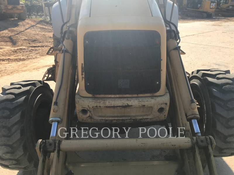 FORD / NEW HOLLAND BACKHOE LOADERS 555E equipment  photo 14