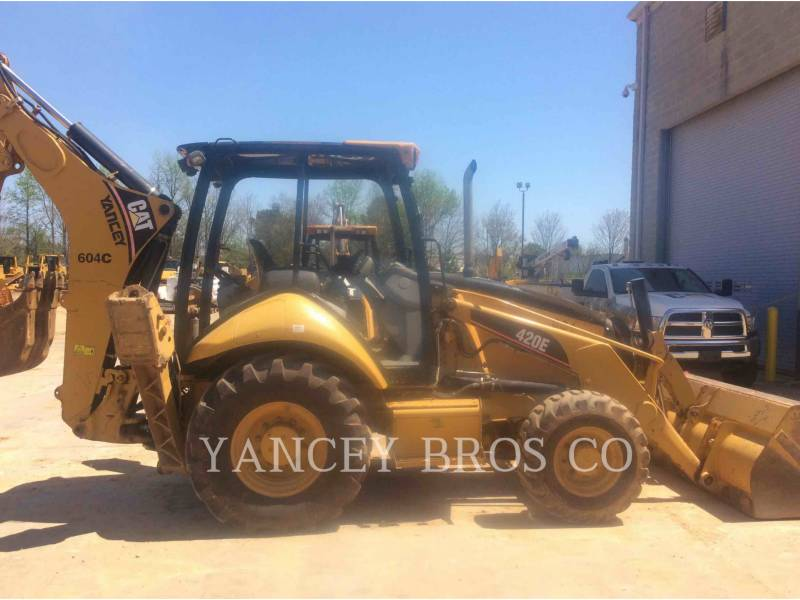CATERPILLAR RETROEXCAVADORAS CARGADORAS 420E 4X4 equipment  photo 5