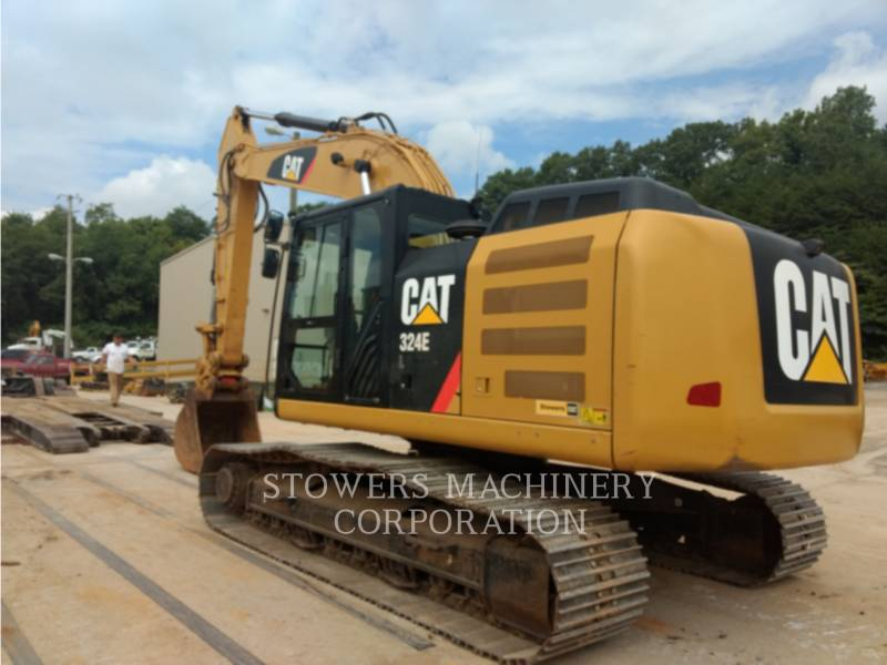 CATERPILLAR KOPARKI GĄSIENICOWE 324EL equipment  photo 4