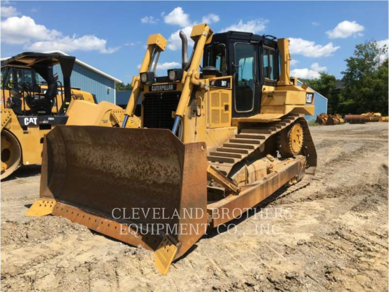 CATERPILLAR TRACTORES DE CADENAS D6T XL equipment  photo 1