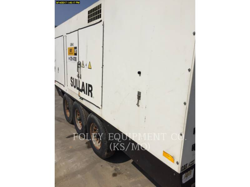 SULLAIR COMPRESOR AER 1600HAFDTQ equipment  photo 2