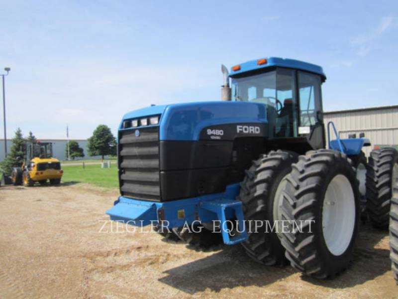 NEW HOLLAND LTD. AG TRACTORS 9480 equipment  photo 8