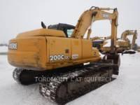 JOHN DEERE TRACK EXCAVATORS 200C equipment  photo 4