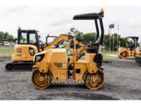 CATERPILLAR VIBRATORY DOUBLE DRUM ASPHALT CB24 equipment  photo 4