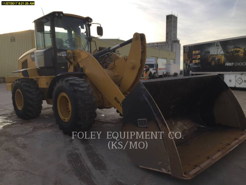 CATERPILLAR CARGADORES DE RUEDAS 938KHL equipment  photo 2