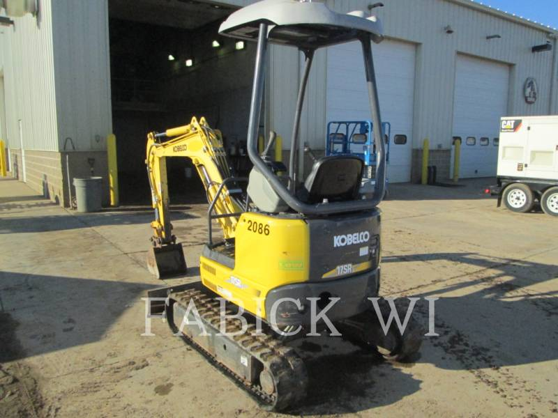 KOBELCO / KOBE STEEL LTD TRACK EXCAVATORS SK017 equipment  photo 4