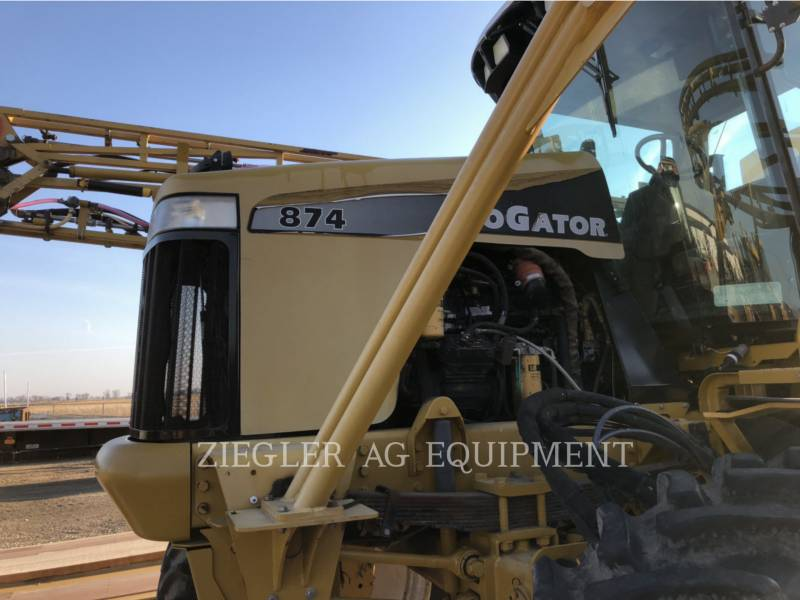 AG-CHEM SPRAYER 874 equipment  photo 3