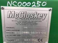 MISCELLANEOUS MFGRS CONCASSEURS STK 36X80 equipment  photo 5