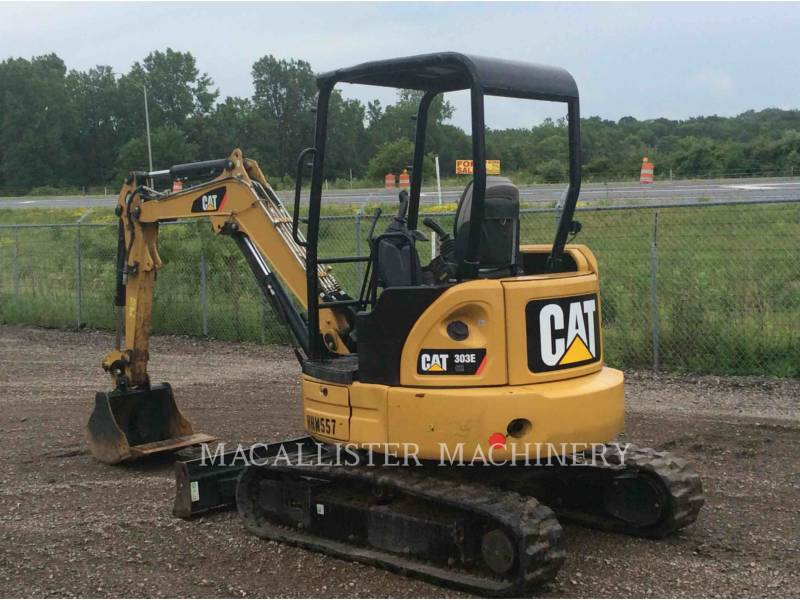 CATERPILLAR EXCAVADORAS DE CADENAS 303E equipment  photo 4