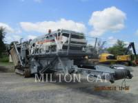 Equipment photo METSO ST3.5 SCREENS 1