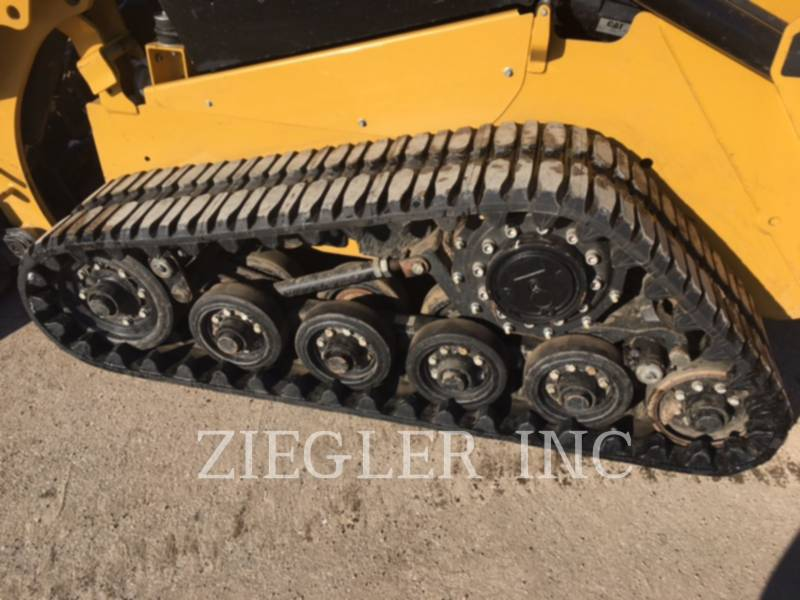 CATERPILLAR CHARGEURS TOUT TERRAIN 257DS equipment  photo 7