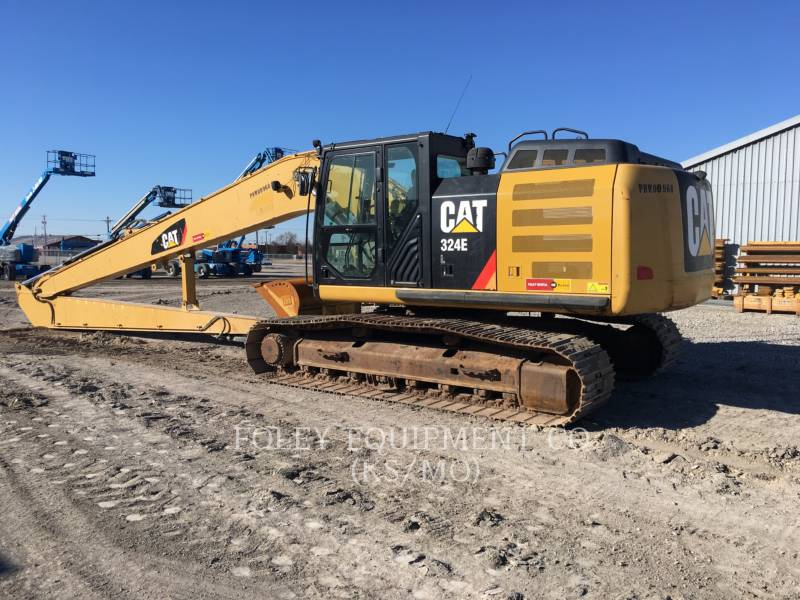 Caterpillar EXCAVATOARE PE ŞENILE 324EL equipment  photo 4