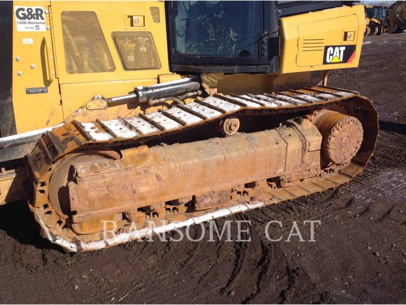 CATERPILLAR KETTENDOZER D5K2XL equipment  photo 8