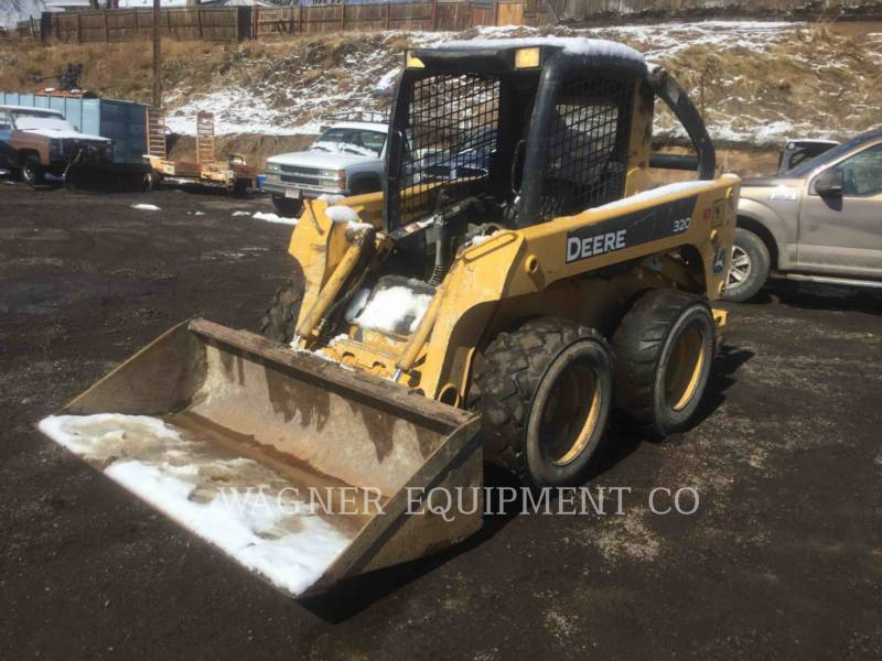 DEERE & CO. SKID STEER LOADERS 320 equipment  photo 1