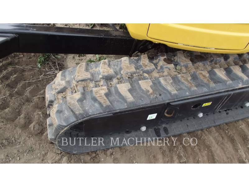 CATERPILLAR TRACK EXCAVATORS 303.5 E2 CR equipment  photo 10
