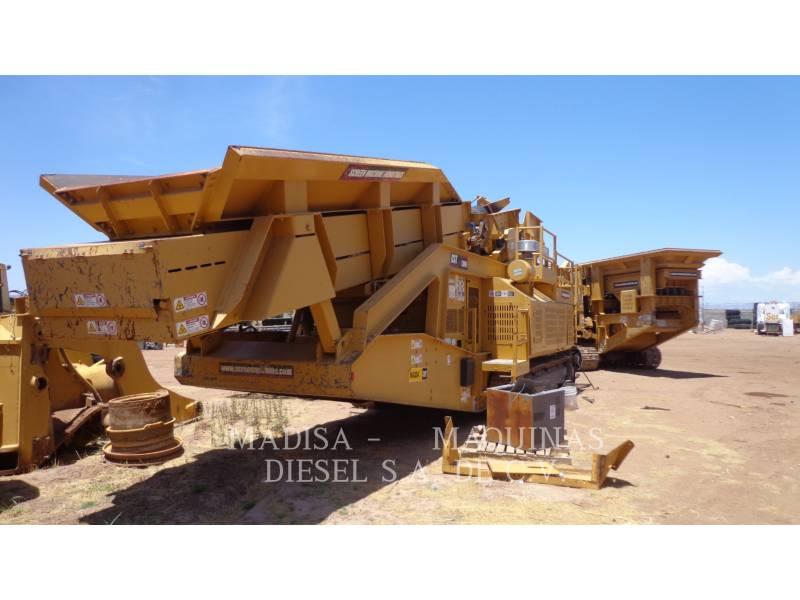 SCREEN MACHINE CHIPPER, HORIZONTAL CST equipment  photo 1