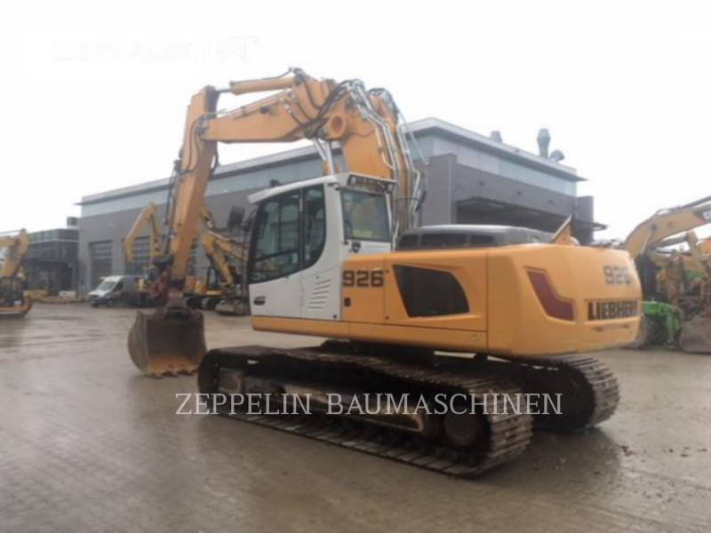 LIEBHERR PELLES SUR CHAINES R926LI equipment  photo 4