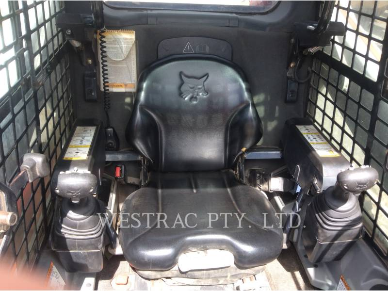 BOBCAT MINICARGADORAS S650 equipment  photo 11