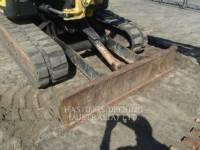 YANMAR TRACK EXCAVATORS V1055-5B equipment  photo 7
