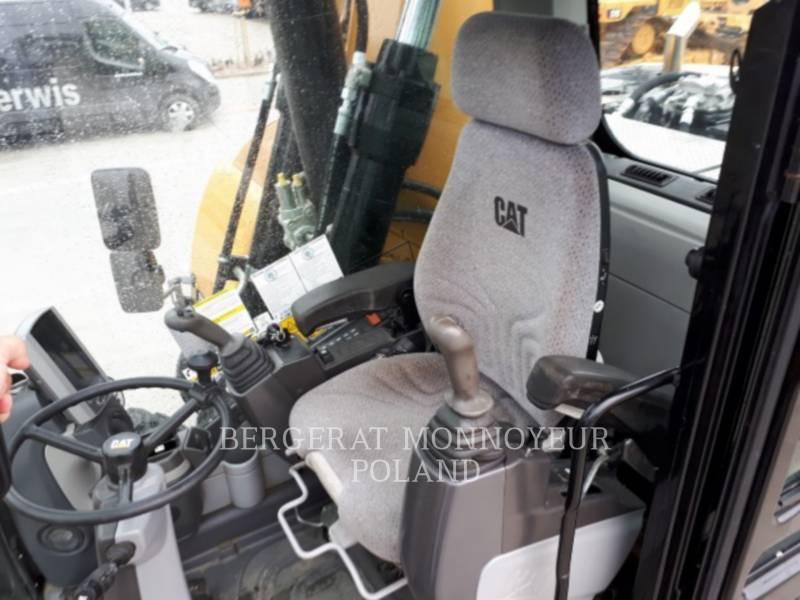 CATERPILLAR EXCAVADORAS DE RUEDAS M318D equipment  photo 11