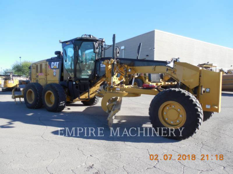 CATERPILLAR MOTONIVELADORAS 12M3AWD equipment  photo 1