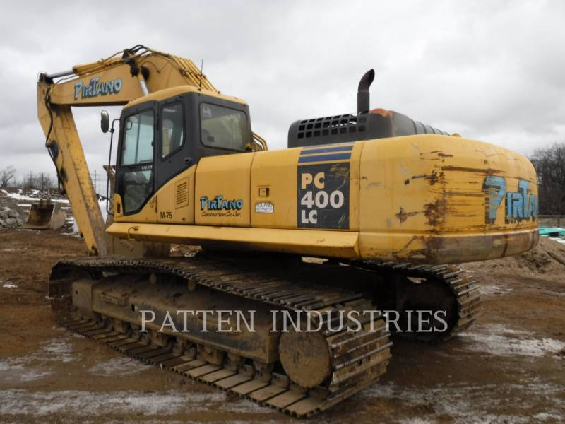 KOMATSU EXCAVADORAS DE CADENAS PC400LC-7L equipment  photo 4
