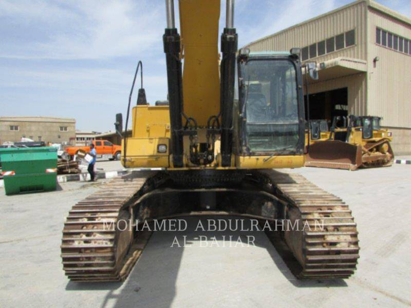 CATERPILLAR PELLES SUR CHAINES 349 D L equipment  photo 8