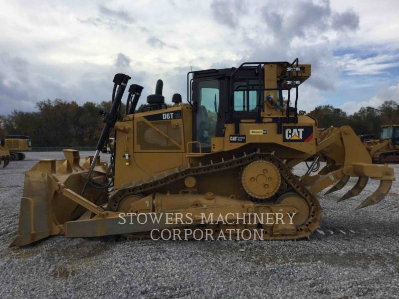 CATERPILLAR KETTENDOZER D6T XL equipment  photo 6