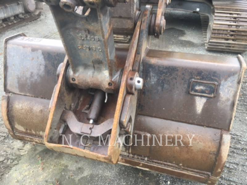 VOLVO CONSTRUCTION EQUIPMENT KETTEN-HYDRAULIKBAGGER EC140BLC equipment  photo 14