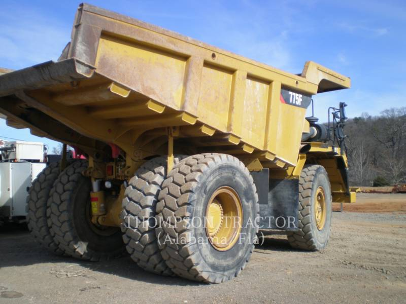 CATERPILLAR MINING OFF HIGHWAY TRUCK 775F equipment  photo 6