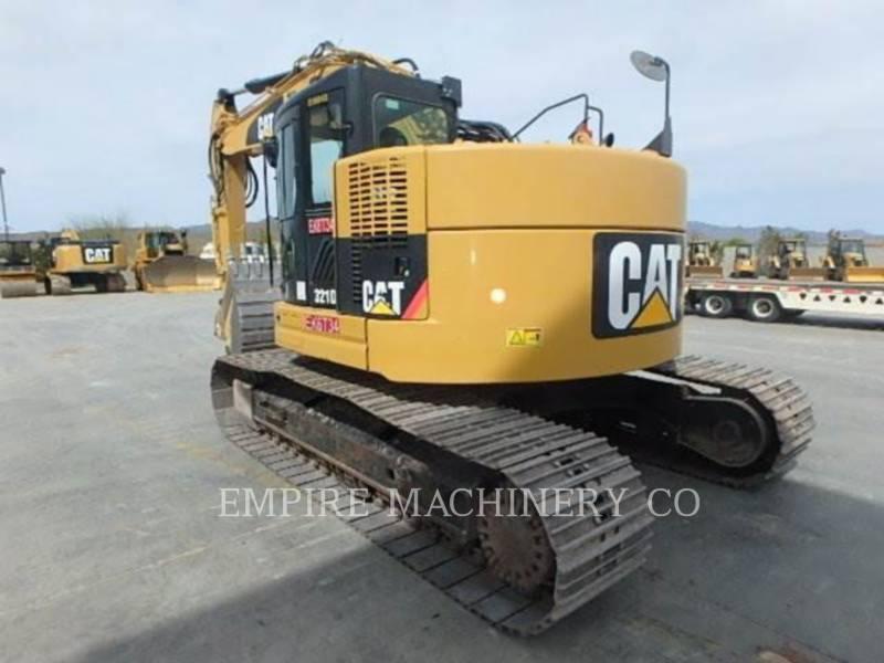 CATERPILLAR EXCAVADORAS DE CADENAS 321D LCR P equipment  photo 3