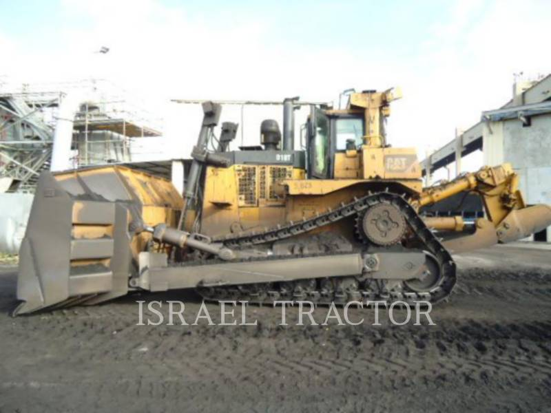 CATERPILLAR TRATORES DE ESTEIRAS D10T equipment  photo 1