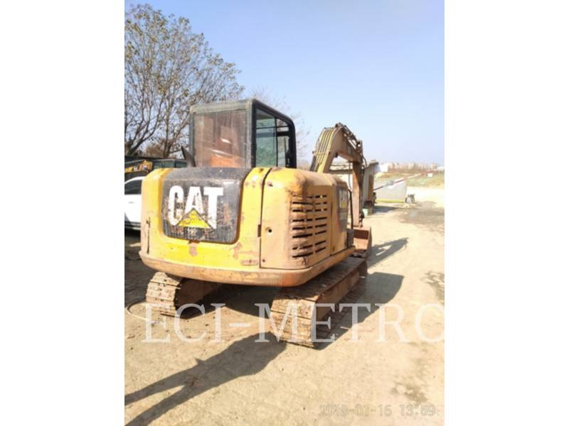 CATERPILLAR ESCAVATORI CINGOLATI 305.5 E CR equipment  photo 4