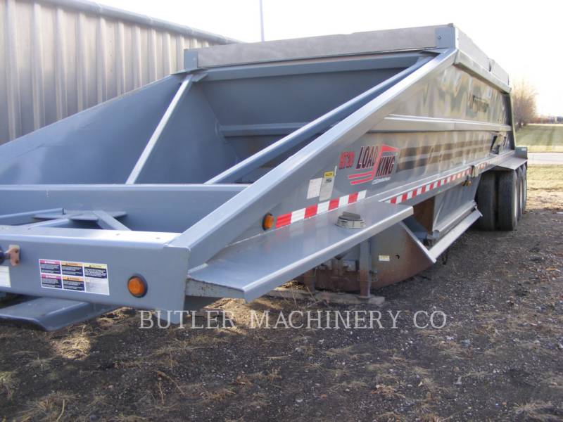 LOAD KING TRAILERS 2060 equipment  photo 1
