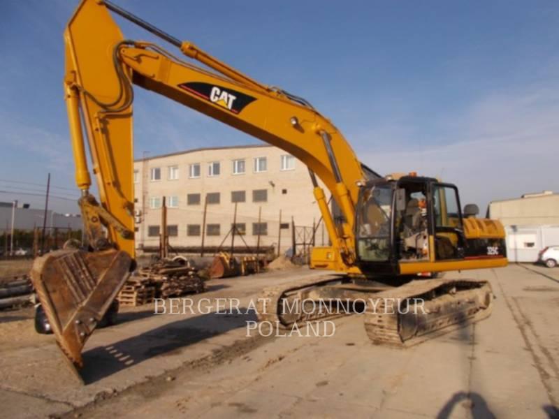 CATERPILLAR KETTEN-HYDRAULIKBAGGER 325CL equipment  photo 1