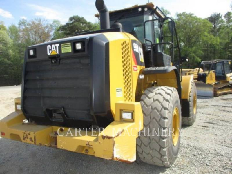 CATERPILLAR RADLADER/INDUSTRIE-RADLADER 950M 2V equipment  photo 11