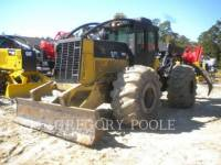 Equipment photo CATERPILLAR 535C FORSTWIRTSCHAFT - HOLZRÜCKER 1