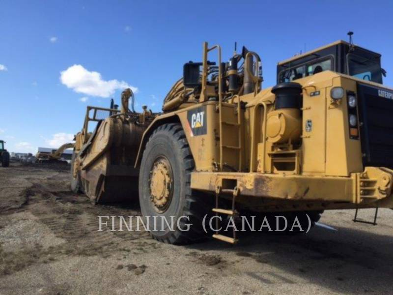 CATERPILLAR MOTOESCREPAS 637G equipment  photo 2