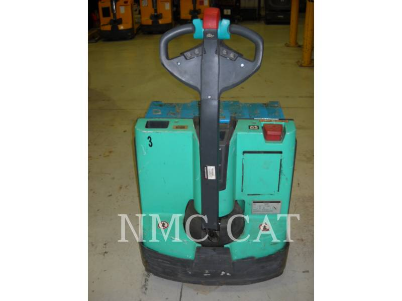 MITSUBISHI FORKLIFTS CHARIOTS À FOURCHE PW23_MT equipment  photo 2