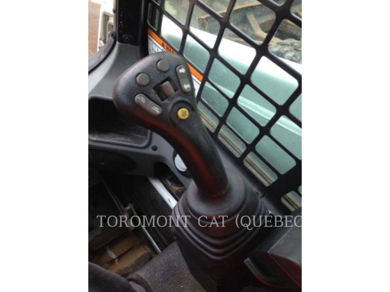 BOBCAT SKID STEER LOADERS T450 equipment  photo 16