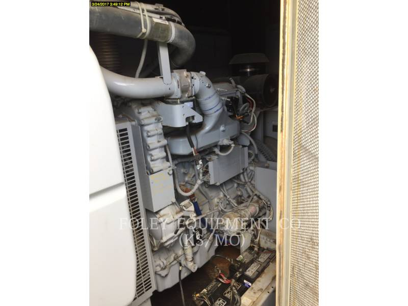 DETROIT DIESEL GRUPPI ELETTROGENI FISSI 6043TKG5EP equipment  photo 3