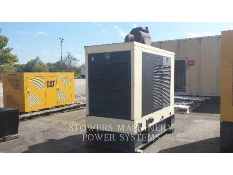 KOHLER STATIONARY GENERATOR SETS 230KW equipment  photo 2
