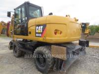 CATERPILLAR PELLES SUR PNEUS M313D equipment  photo 4