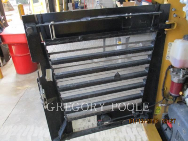 CATERPILLAR MINICARGADORAS 262D equipment  photo 11