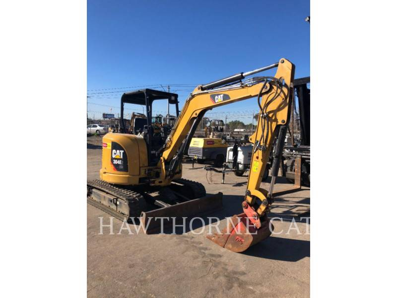 CATERPILLAR TRACK EXCAVATORS 304E2CR equipment  photo 1